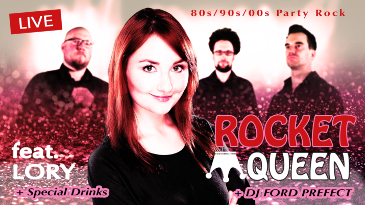RocketQueen - Lory - DJ Ford Prefect