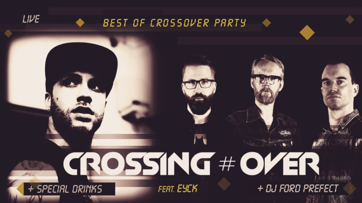 Crossing Over - DJ Ford Prefect