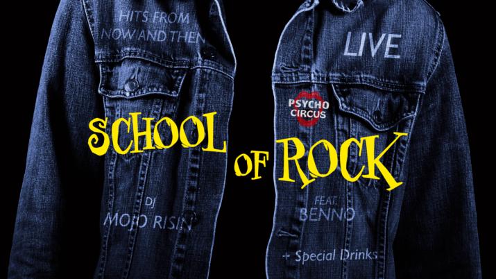 School Of Rock - DJ Mojo Risin
