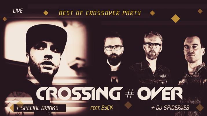 Crossing Over - DJ Spiderweb